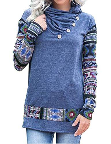 womens cowl neck jacket - 5