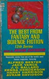 img - for The Best From Fantasy and Science Fiction, 13th Series book / textbook / text book