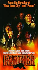 Panther [VHS]