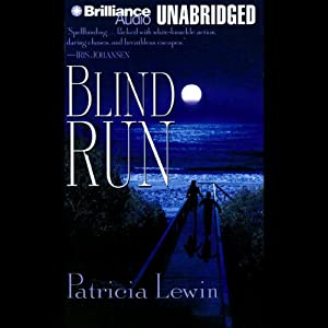 Blind Run Audiobook