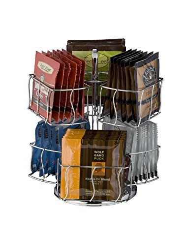 Bunn MCPC My Cafe Pod Carousel Organizer and Displayer (Pack of 4)