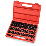 "Best Socket Wrenches Drive Socket Sets - Neiko 02443A Complete 3/8"" and 1/2"" Drive Impact Review"