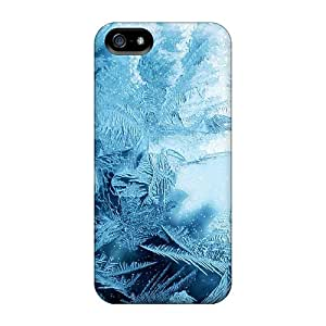 New Jack Frost Tpu Case Cover, Anti-scratch KKFAN Phone Case For Iphone 5/5s