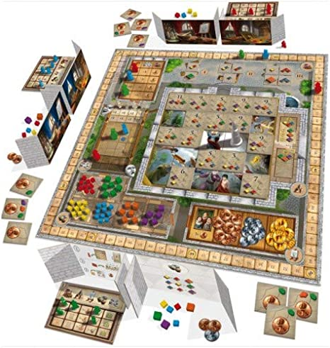 Devir- Fresco, Juego de Mesa, Multicolor (BGFRES): Amazon.es: Juguetes y juegos