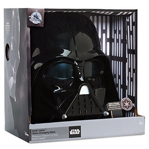 Star Wars / the last of the Jedi US Disney Store limited Voice Changer mask Darth Vader / STAR WARS 2017 VOICE CHANGING MASK Darth Vader helmet [parallel import goods]