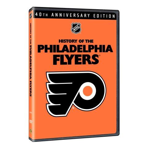 NHL History of the Philadelphia Flyers by NHL
