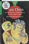 San Chen : aventures d'un jeune écuyer et d'un singe savant par Sauvy