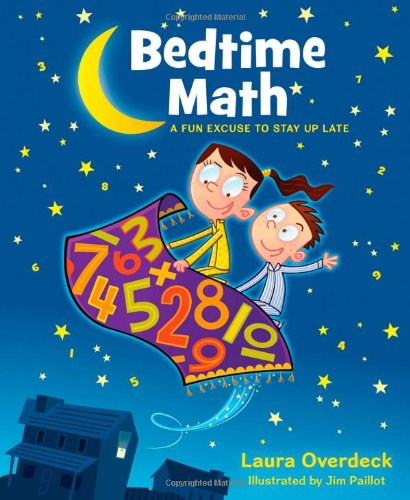 Bedtime Math: A Fun Excuse to Stay Up