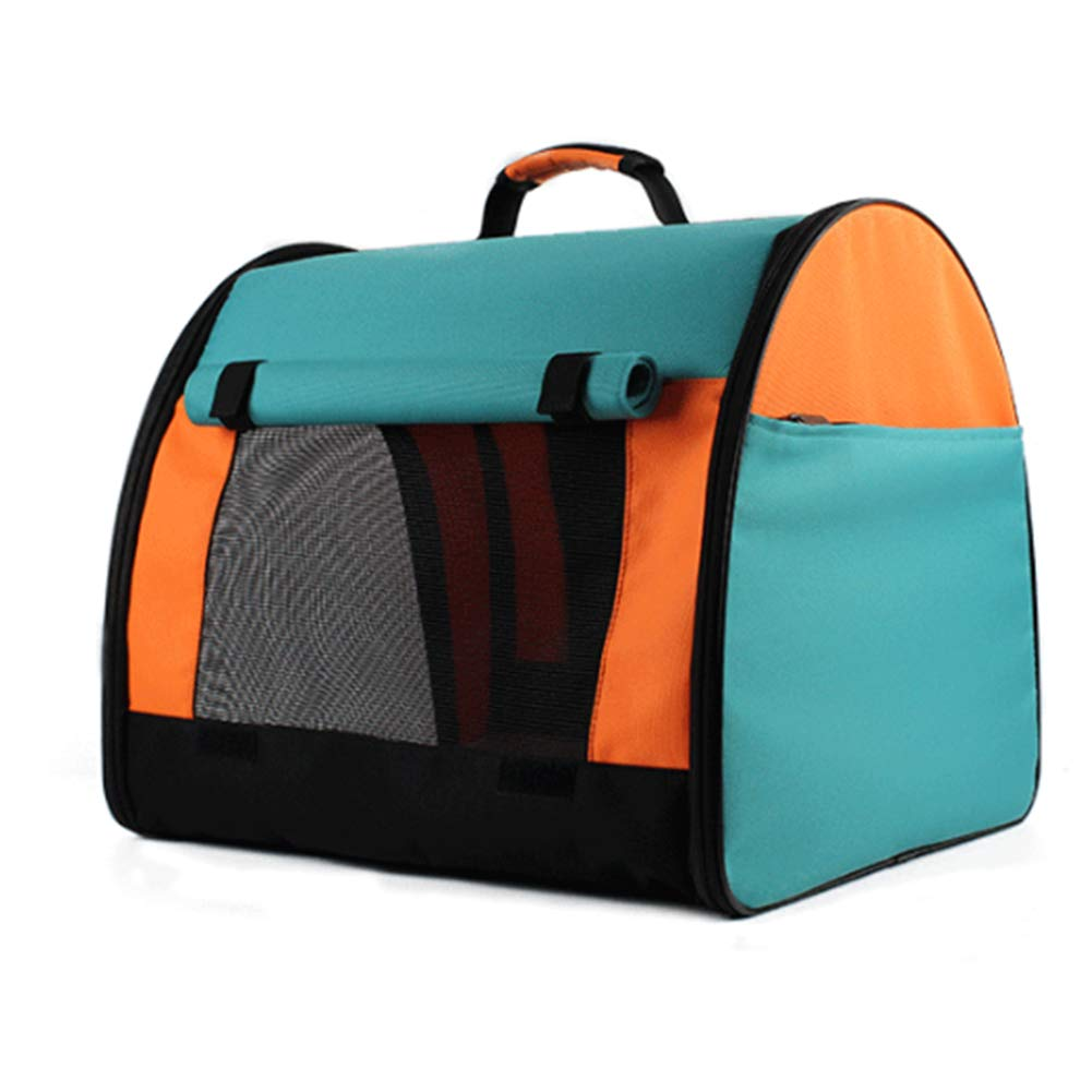 NZH Pet Outing Bag Folding Cat And Dog Backpack Outing Portable Dog Bag Cat Cage Comfortable And Breathable