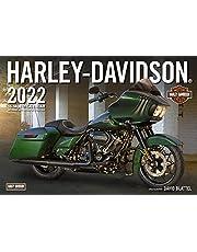 Harley-Davidson® 2022: 16-Month Calendar - September 2021 through December 2022