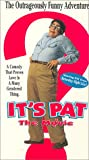 DVD : Its Pat the Movie [VHS]