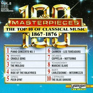 Price comparison product image Top 10 of Classical Music 1867-1876 8
