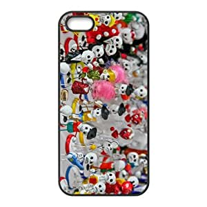 Unique skeletons Cell Phone Case for iPhone 5S