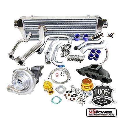 Amazon com: T3/T4 Turbo Kit for 2000-2009 Honda S2000