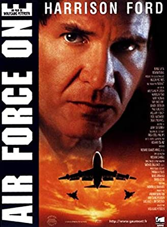 Air Force One Spec : : DVD & Blu ray