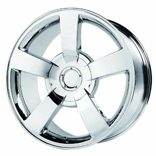 (Wheel Replicas V1130 Chrome Wheel (22x10