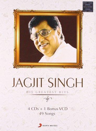 Jagjit Singh His Greatest Hits: 49 Songs (4 CD Set)