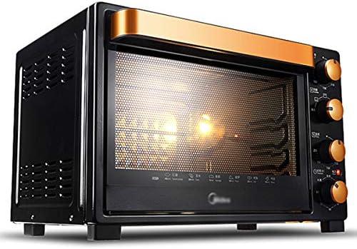Pojrhfy Cocina Horno Horno hogar multifunción con Control de ...