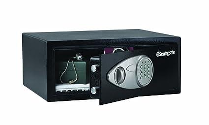 Amazon.com: Caja de seguridad, W/Cerradura electrónica, 16 ...