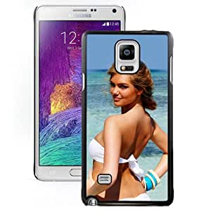 Kate Upton White Swinsuit Durable High Quality Samsung Note 4 Case