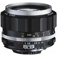 Voightlander single focus lens NOKTON 58mm F1.4 SLIIS Ai-S Silver rim for Nikon F mount 231641