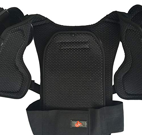 Toach Children's Pulley Armor Safety Armour Anti-Fall Knee Guard Elbows by Toach (Image #3)