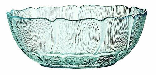Arc International Fleur Bowl, 7-Inch, Set of 6 (Arcoroc Glass)
