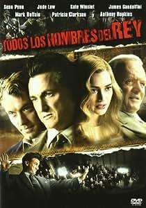 Todos los hombres del rey [DVD]