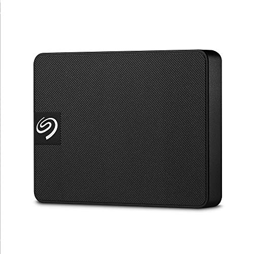 Seagate Expansion SSD 500GB Solid State Drive - USB 3.0 for PC Laptop and Mac (STJD500400)