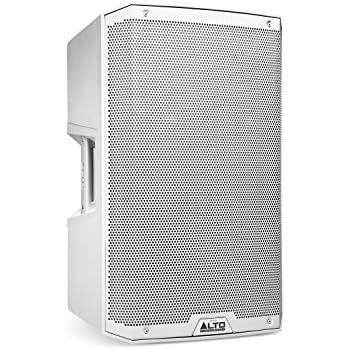 qsc kla12 12 500 watt 2 way powered active line array loudspeaker white musical. Black Bedroom Furniture Sets. Home Design Ideas