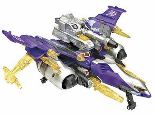 Transformers Energon GALVATRON Powerlinx Cybertronian JET Figure