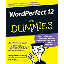 WordPerfect 12 For Dummies