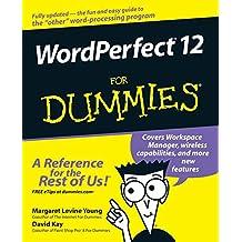 WordPerfect 12 For Dummies
