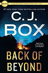 Image of the product Back of Beyond: A Novel that is listed on the catalogue brand of .
