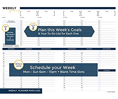 daily weekly planner
