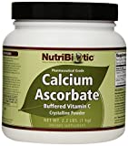 Nutribiotic Calcium Ascorbate Powder, 2.2 Pound For Sale
