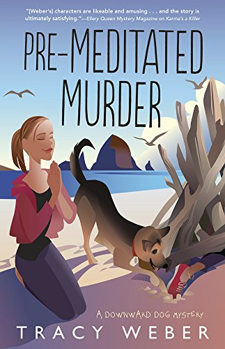 Pre-Meditated Murder (A Downward Dog Mystery Book 5)