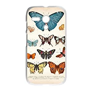 ZK-SXH - Butterfly Brand New Durable Cover Case Cover for Motorola G, Butterfly Cheap Case
