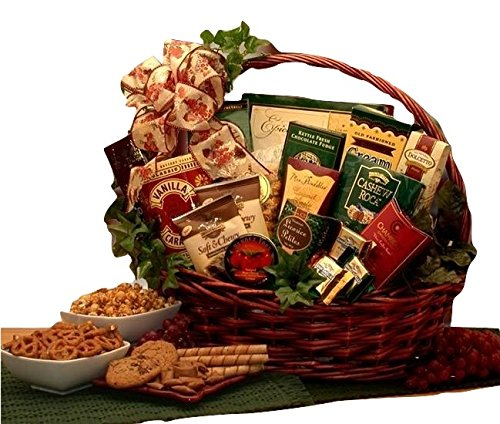 Sweets for You Gift Basket - Medium (Sams Chocolate Chip Cookies)