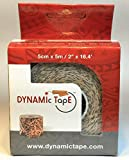 "Product review for Dynamic Tape, 2"" X 16.4' (5CM X 5M), Black Tattoo, Single Roll"