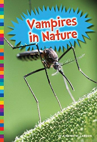 Download Vampires in Nature (Freaky Nature) pdf