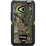 OtterBox Defender Series Case for HTC One - Retail Packaging - Realtree Camo - Xtra Green (fits only HTC ONE model M7) (Discontinued by Manufacturer)