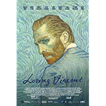 Loving Vincent Movie Poster 18 x 28 Inches