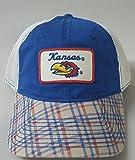 NCAA New Kansas University Jayhawks Embroidered Buckle Back Cap