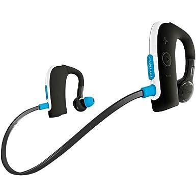 BlueAnt Negro Intraaural gancho de oreja auricular - Auriculares (Intraaural, gancho de oreja,