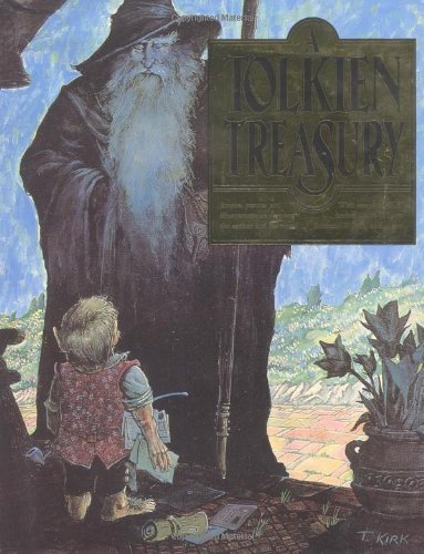 Tolkien Treasury: Stories, Poems, and Illustrations Celebrating the Author and His World