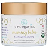 Soothing Nipple Cream for Breastfeeding Moms 2oz. 100% Natural, USDA Certified Organic Healing Balm For Chapped, Irritated, Sensitive Skin. Non-GMO, Cruelty Free, Baby Safe Breastfeeding Cream