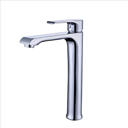 European-style Bathroom Basin Tap Sink Mixer Taps High Single-style ...
