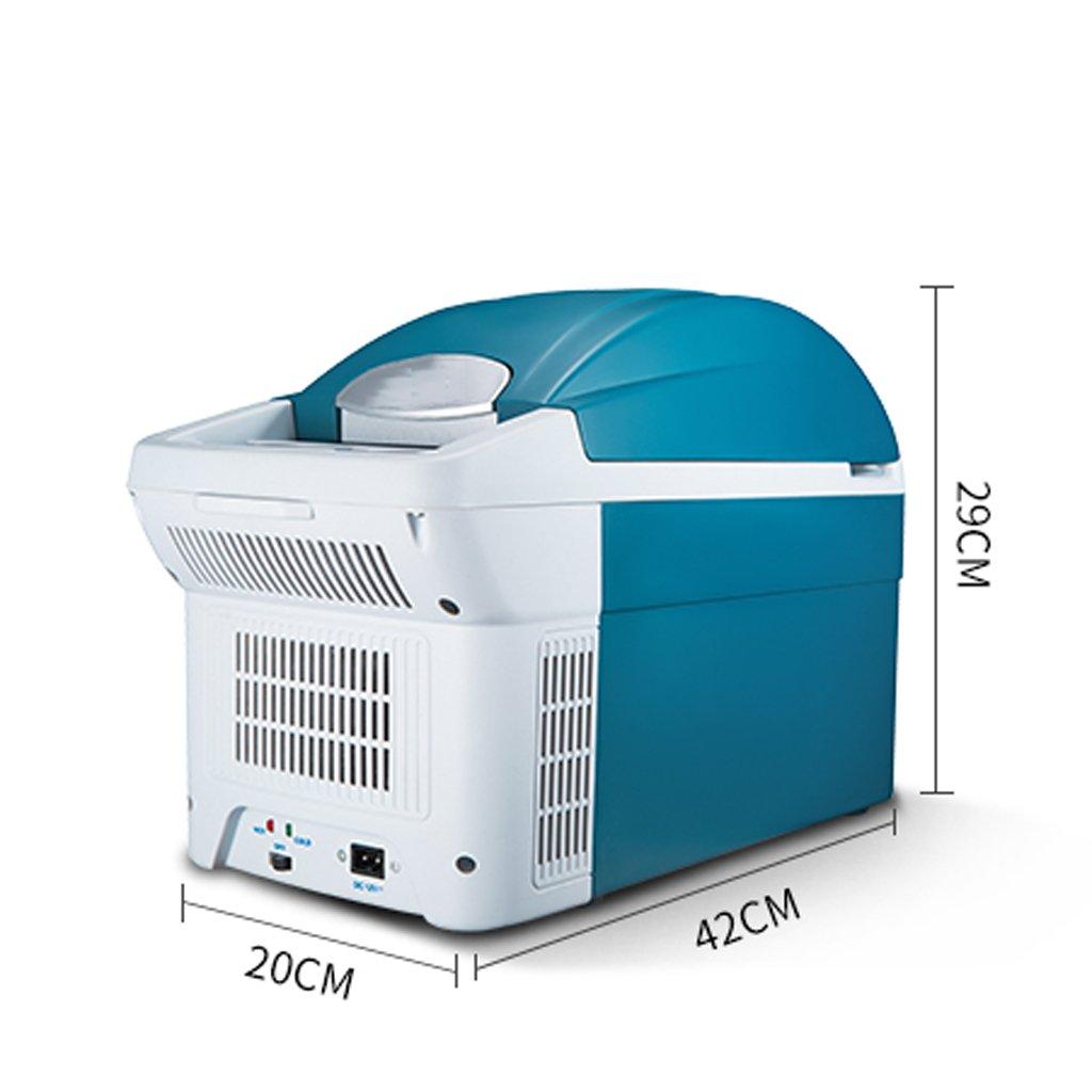 YLLXX Refrigerador De Mini Coche Car/Home/Dual-Use Refrigerador De ...