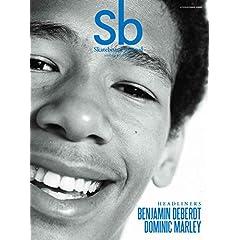 sb SKATEBOARD JOURNAL 表紙画像